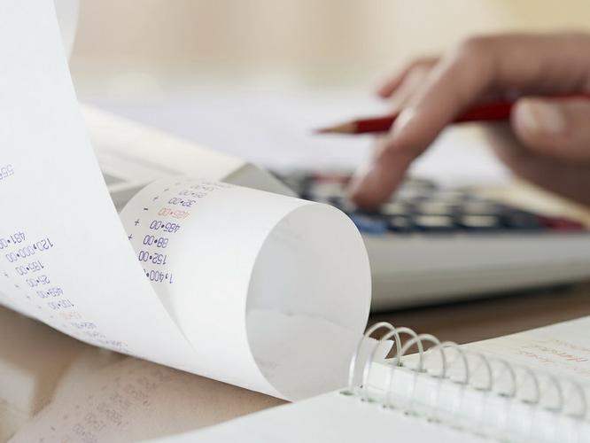 Калькулятор и чеки