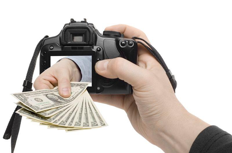 как заработать деньги в интернете на фотографиях