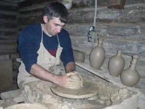 Глиняная мастерская