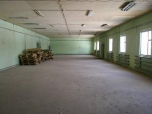 Пустое помещение
