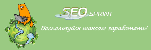 Логотип сайта SEOsprint