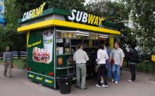 Покупка франшизы на открытие ресторана Subway