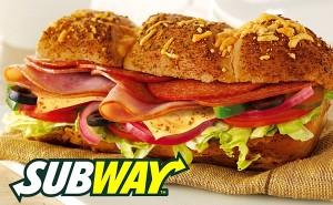 Сэндвич Subway