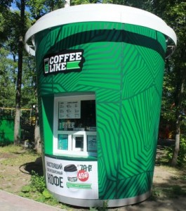Кофейня Кофе лайк