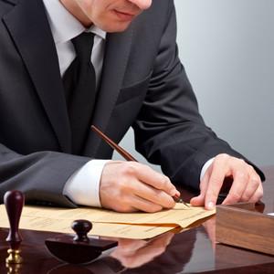 ИП заполняет документы
