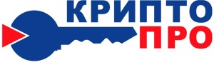 "Логотип программы ""Крипто Про"""
