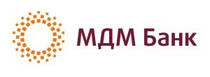 """Логотип """"МДМ банк"""""""
