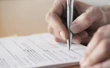 Как правильно написать расписку о получении денег: образец для примера
