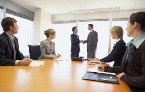Смена руководства на предприятии