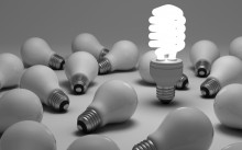 Электронные лампочки