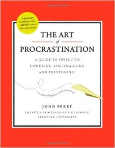Книга «The Art of Procrastination»