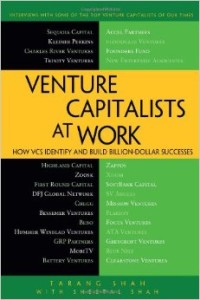 Книга «Venture Capitalists at Work»