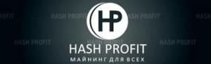 Логотип сайта Hashprofit