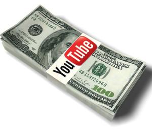 Доллар в обертке Youtube