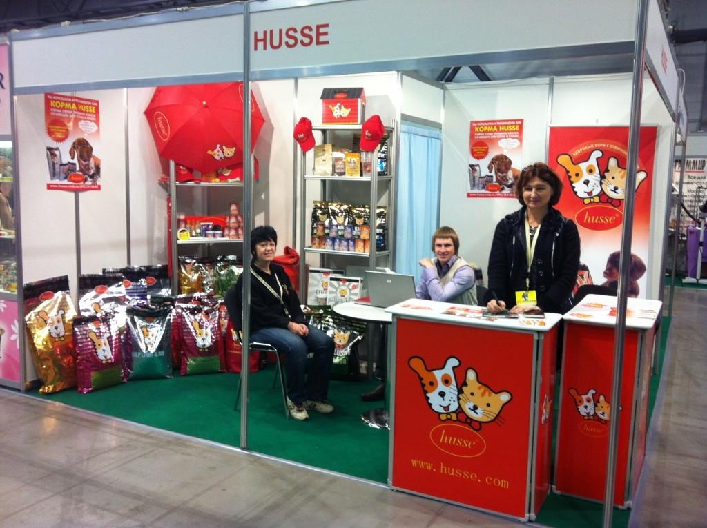 "Зоомагазин ""Husse"", Швеция"