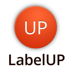 Логотип сайта Labelup