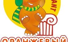 Логотип Оранжевый слон
