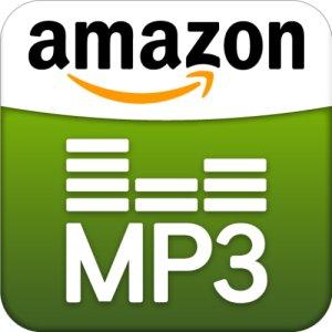 Логотип сайта Amazon MP3