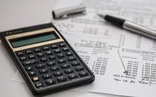 Калькулятор с ручкой