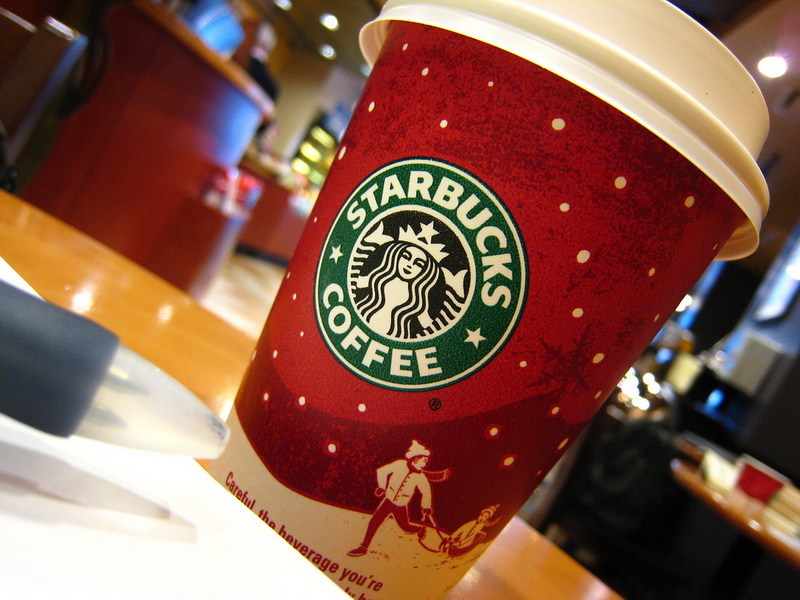 "Кофе ""Starbucks"""