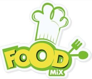 """Логотип заведения """"Food Mix"""""""
