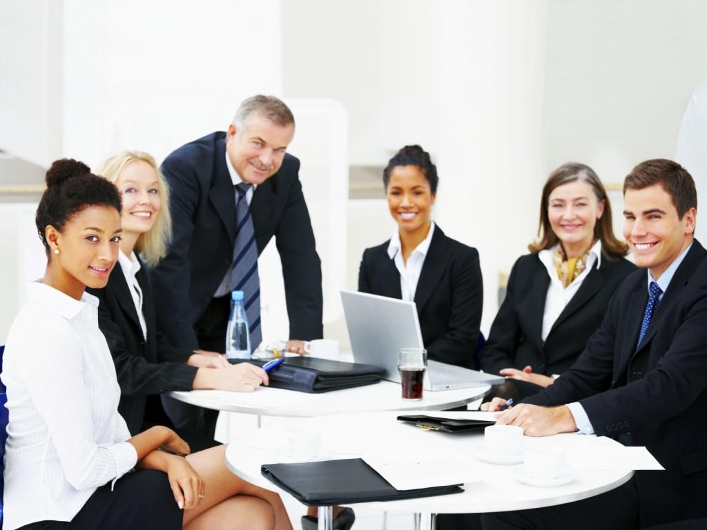 Предприниматели за круглым столом