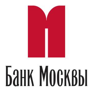 """Логотип """"Банк Москвы"""""""