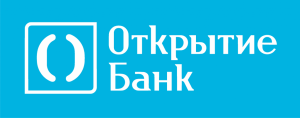 "Логотип ""Банк открытие"""