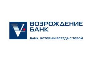 """Логотип """"Банк возрождение"""""""