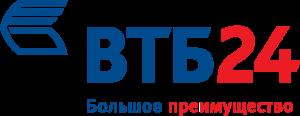 """Логотип """"ВТБ 24"""""""