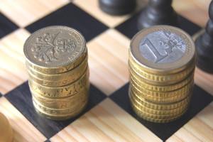 Монетки на шахматной доске