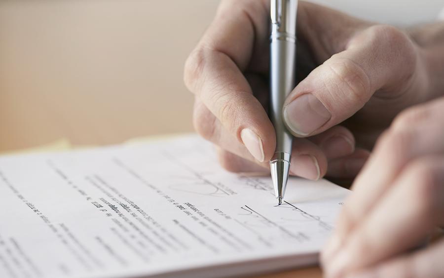 Как правильно написать расписку от руки